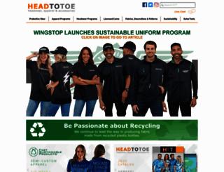 httapparel.com screenshot
