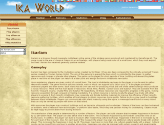 hu.ika-world.com screenshot