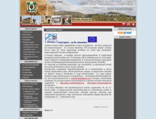 hu.kralovskychlmec.sk screenshot