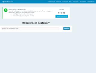hu.search.wordpress.com screenshot