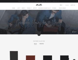 hub.com.pk screenshot
