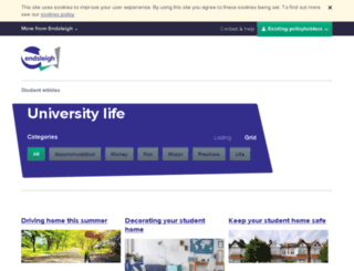 hub.endsleigh.co.uk screenshot