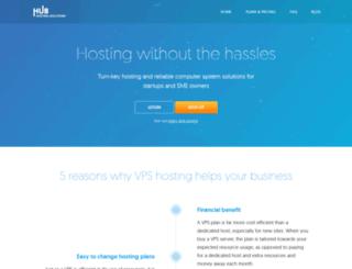 hub.org screenshot