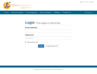 hub.rudrahosting.com screenshot