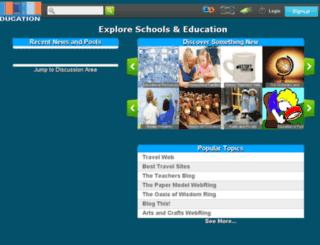 hub.yourtakeoneducation.com screenshot
