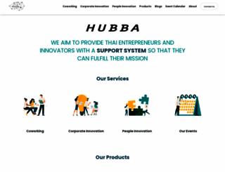 hubbathailand.com screenshot