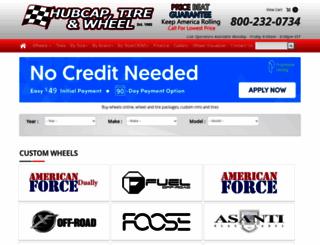 hubcap-tire-wheel.com screenshot