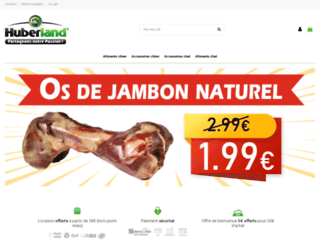 huberland.fr screenshot