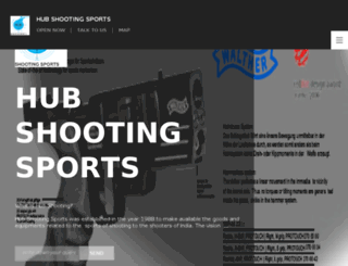 hubshootingsportsmumbai.nowfloats.com screenshot