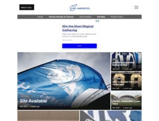 huddersfield.vitalfootball.co.uk screenshot