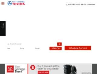 hudsontoyotakentucky.com screenshot