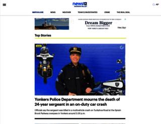 hudsonvalley.news12.com screenshot