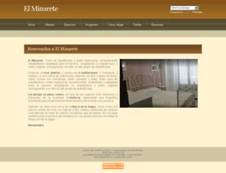 huescar-granada-andalucia.com screenshot