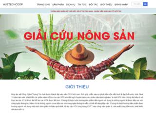 huetechcoop.com screenshot