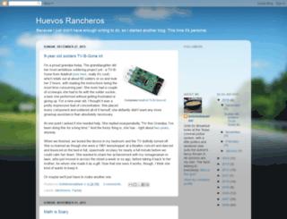 huevosrancherostx.blogspot.com screenshot