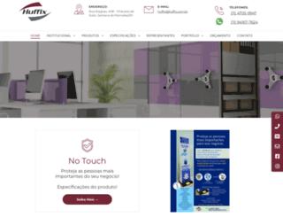 huffix.com.br screenshot