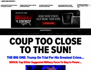 huffpost.com screenshot