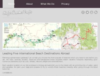 huffsleathercrafts.com screenshot