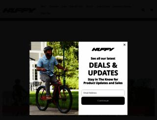huffybikes.com screenshot