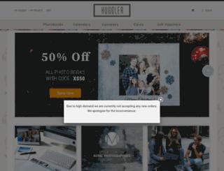 huggler.com screenshot