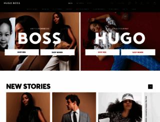 hugoboss-store.com screenshot