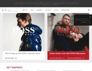 hugoboss.asia screenshot