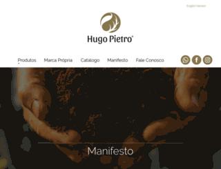 hugopietro.com.br screenshot