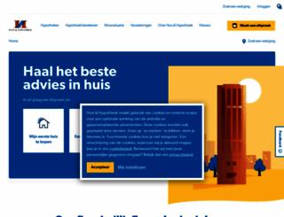huis-hypotheek.nl screenshot