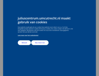 huisartsopleidingutrecht.nl screenshot