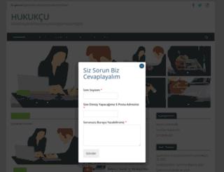 hukukbilgim.com screenshot