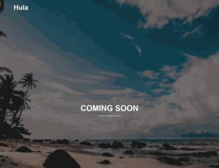 hula.com screenshot