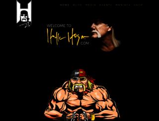 hulkhogan.com screenshot