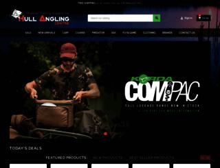 hullanglingcentre.co.uk screenshot