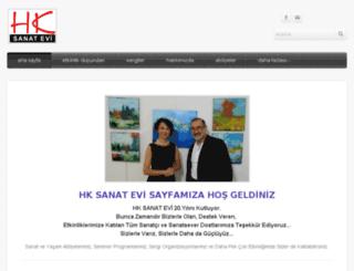 hulyakirimoglu.com screenshot