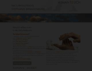 human-touch-magazin.de screenshot