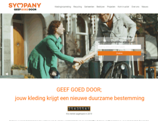 humana.nl screenshot