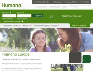 humanapowered.com screenshot