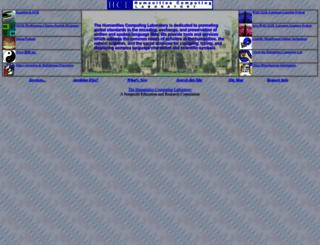 humancomp.org screenshot