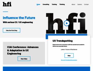 humanfactors.com screenshot