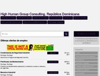 humangroup.osclass.com screenshot