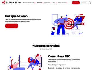 humanlevel.com screenshot