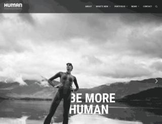 humanmovement.me screenshot