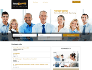 humanresources.com screenshot
