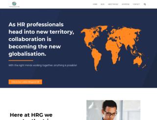 humanresourcesglobal.com screenshot
