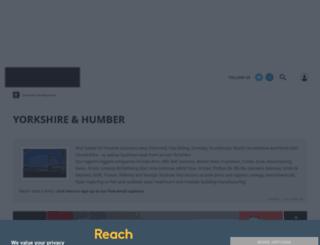 humberbusiness.com screenshot