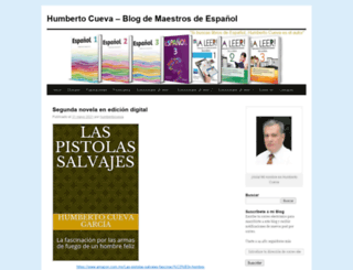 humbertocueva.wordpress.com screenshot