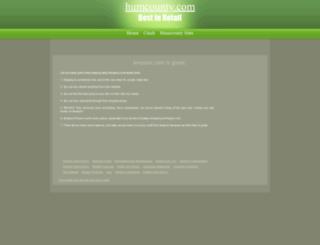 humcounty.com screenshot