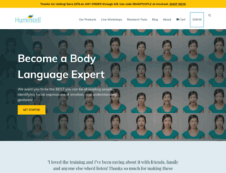 humintell.com screenshot