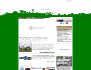 hummerexpeditions.com.ve screenshot