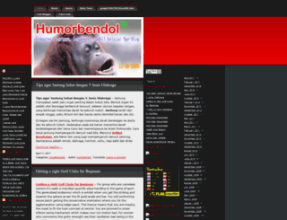humorbendol.wordpress.com screenshot